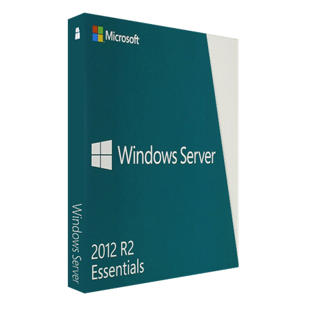 Orjinal Windows Server 2012 R2 Essentials Dijital Lisans