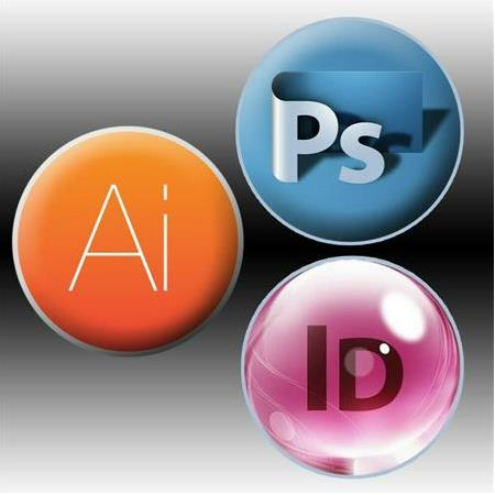 PHOTOSHOP, ILLUSTRATOR, INDESIGN CC 2019 - MULTILINGUE (x64) - Windows