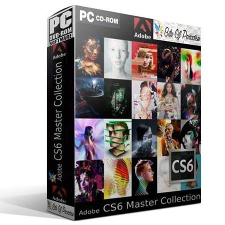Orjinal Adobe Master Collection Cs6