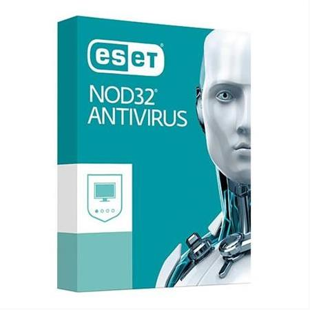 Eset Nod32 Antivirus 1 Yıl 3 PC